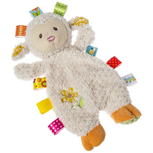 Taggies Sherbet Lamb Lovey Toy