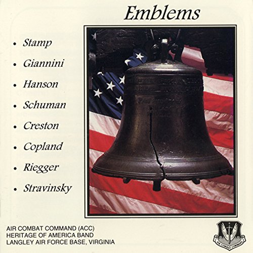 - Air Combat Command Heritage of America Band: Emblems