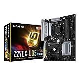 Gigabyte LGA1151 Intel Z270 2-Way SLI ATX DDR4 Motherboard (GA-Z270X-UD5)