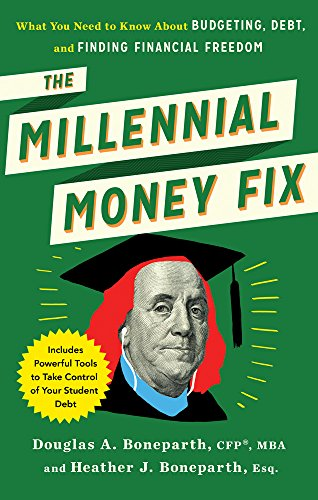 The Millenial Money Fix by [Douglas A, Boneparth, Heather J, Boneparth]