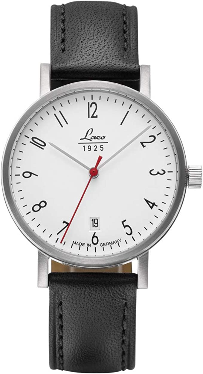 Laco Weimar Montre Bracelet Automatique pour Hommes et