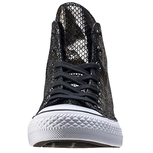 Converse All Star Hi Donna Sneaker Nero