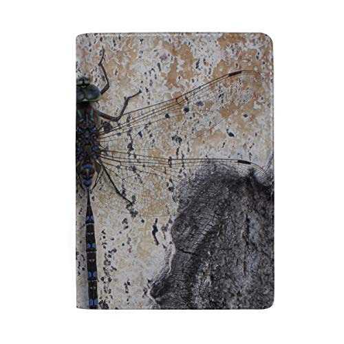 (Maxm Insect Surface Color Wall Leather Passport Holder Cover Case Travel One Pocket)