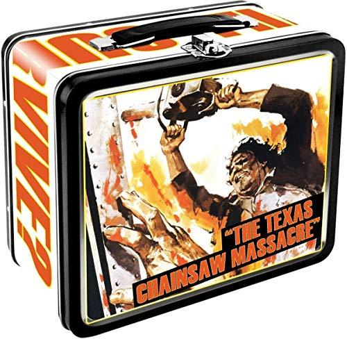 (Aquarius Texas Chainsaw Massacre Large Tin Fun)