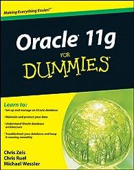 Oracle 11g for Dummies: Epub Edition par Chris Ruel