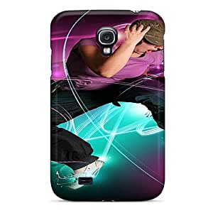 Cute Appearance Cover/tpu LNR6933DFMz Dancer Case For Galaxy S4