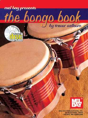 World Music Bongos - Mel Bay The Bongo Book