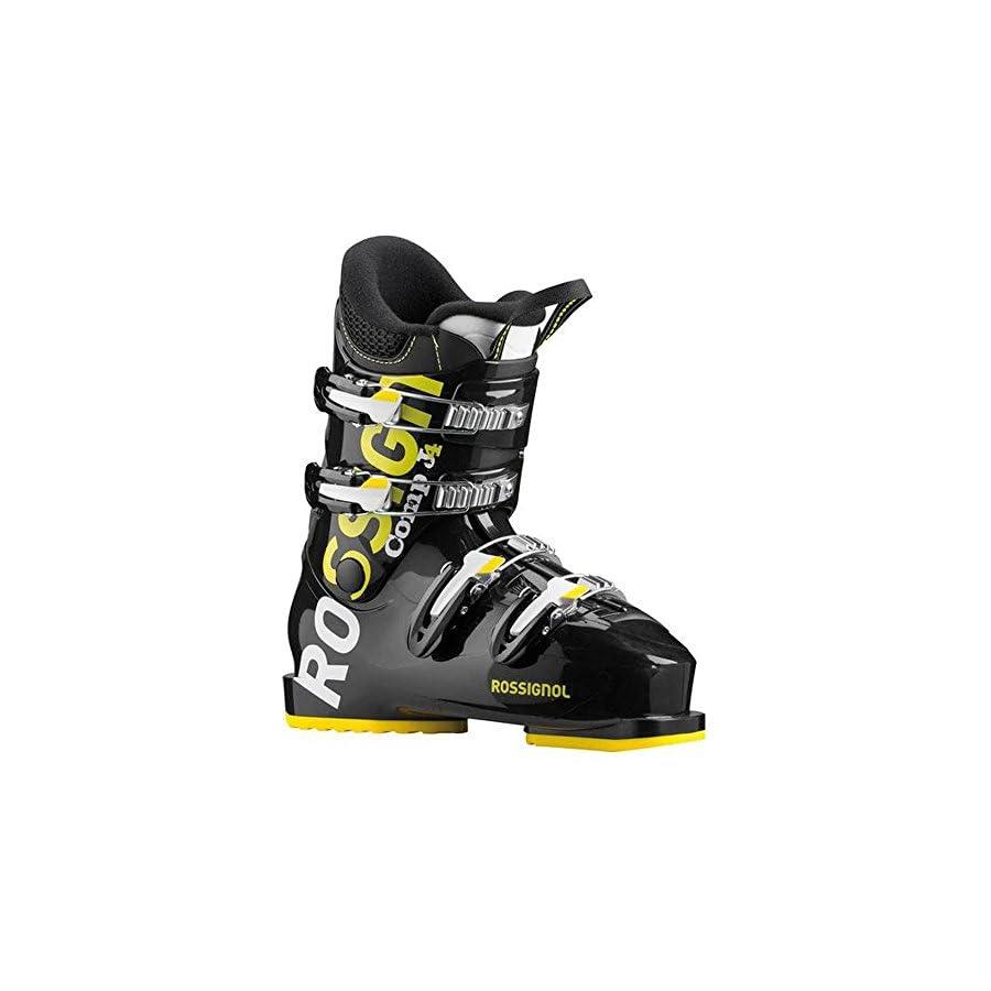 Rossignol Comp J3 Ski Boots Kids Sz 1 (20.5)