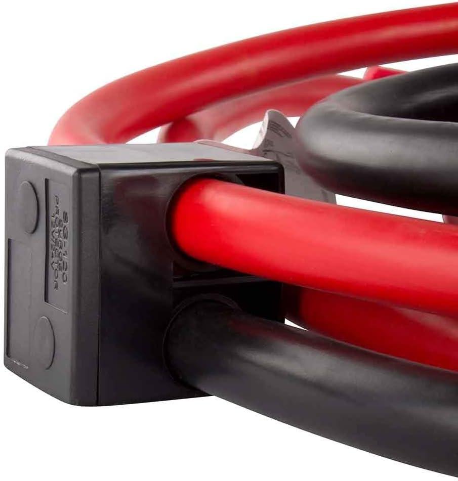 35 mm/² KFZ Zubeh/ör Starterkabel 2 x 4,5 Meter KFZ mit Aufbewahrungstasche Starthilfekabel zum Anschluss an die Autobatterie 480 Ampere /Überbr/ückungskabel PKW