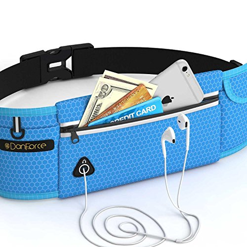 DanForce Running Pouch Belt Reflective product image