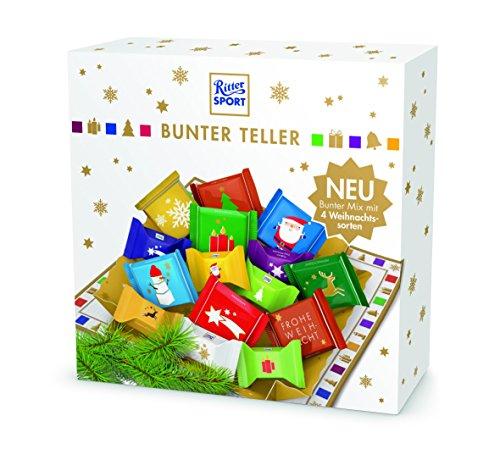 Ritter Sport Bunter Teller (230g Packung)