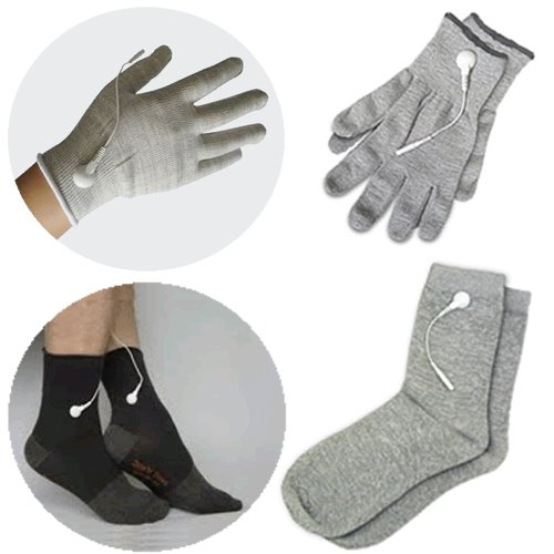 Treatment Belt Knee Elbow Sleeve Wristlet Gloves Socks Medicomat by Medicomat (Image #4)