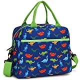 Lunch Bag for Boys, Insulated Lunch Box Bag Cute Dinosaur Thermal Lunch Tote