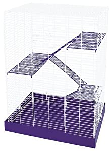 8. Ware Chew Proof Four-Story Cage