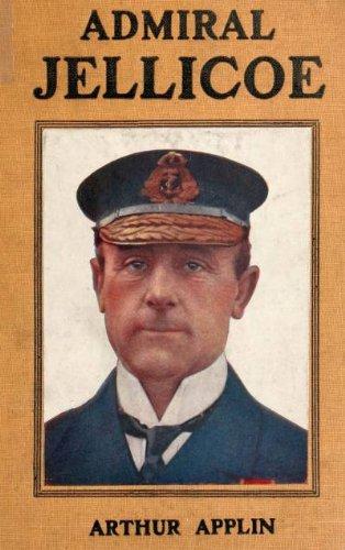 book cover of Admiral Jellicoe
