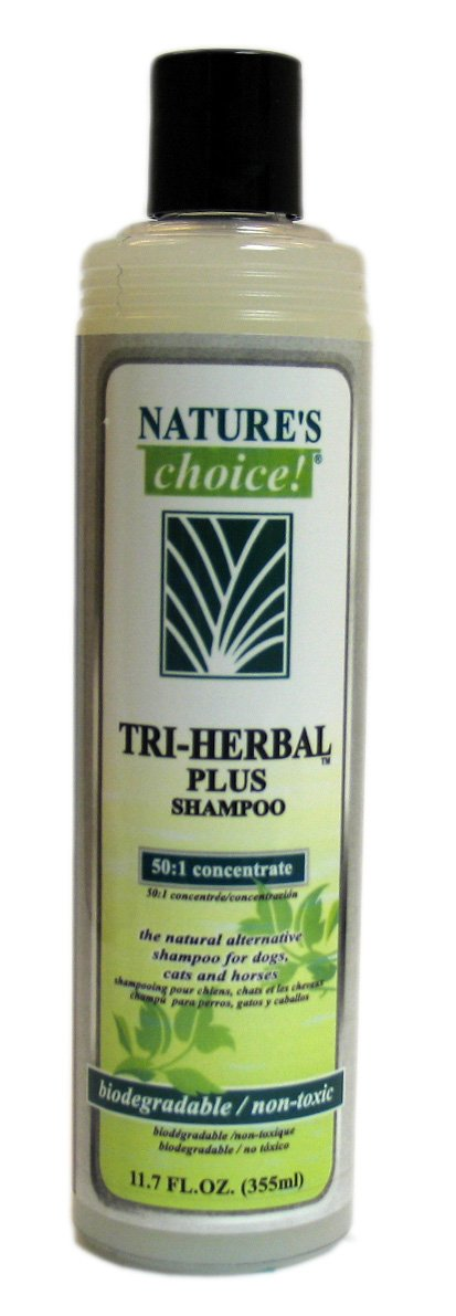 Amazon.com: Nature s Choice tri-herbal Plus Champú 50: 1 11 ...