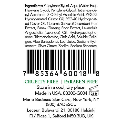 Mario Badescu Vitamin C Serum, 1 oz