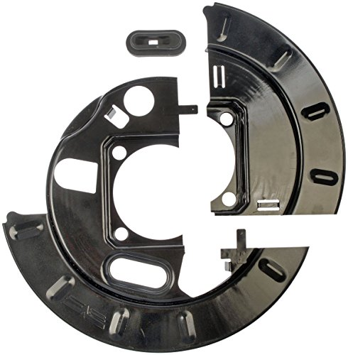 Rear Backing Plate (Dorman 924-213 Chevrolet/GMC Split Brake Dust Shield)