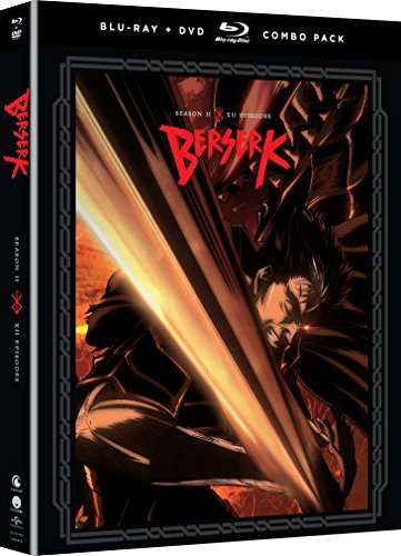 Berserk: Season Two (Blu-ray/DVD Combo)