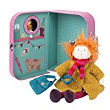 "Moulin Roty Marinette Baby Doll Valise Set, 11"" Tall"
