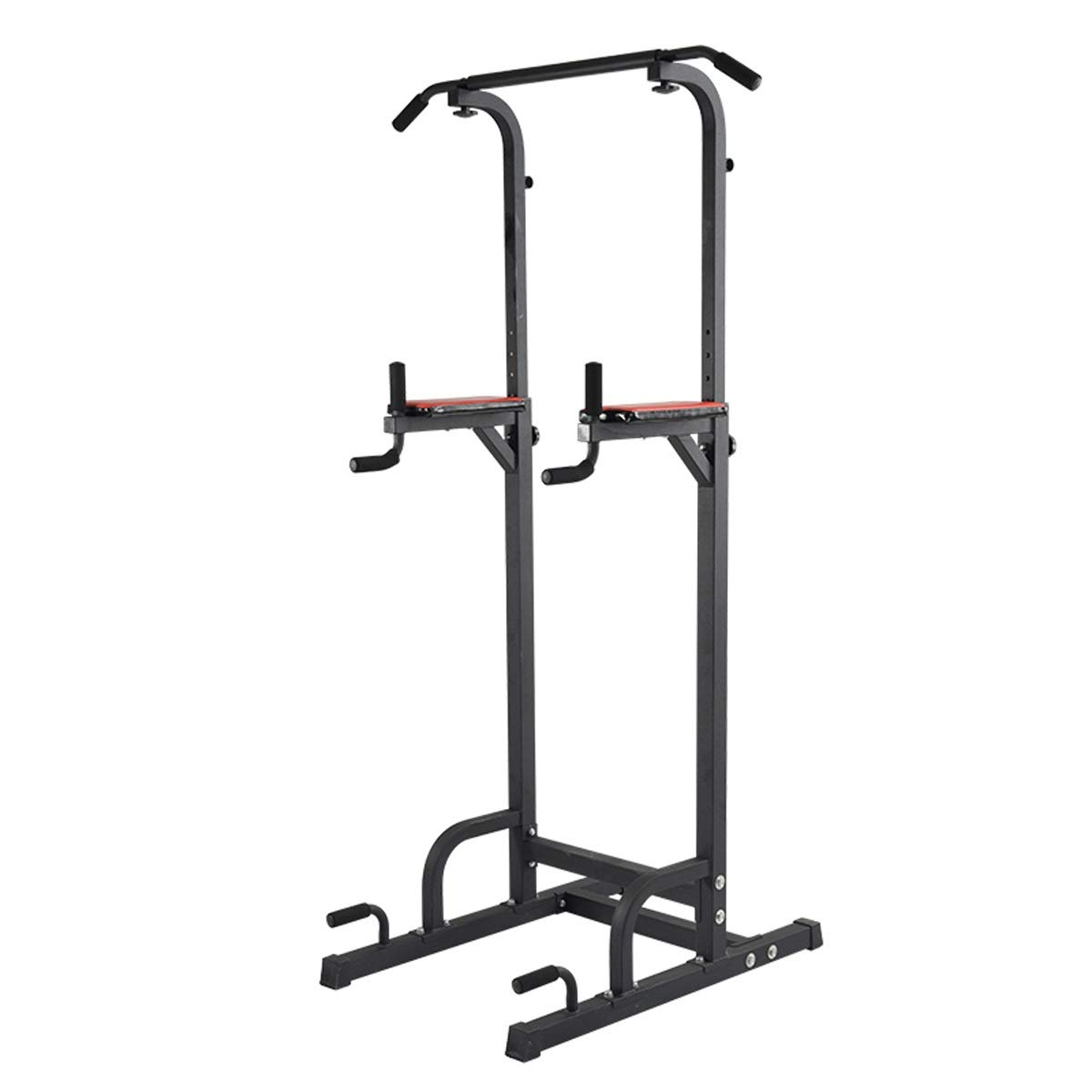 Baianju Pull-ups Indoor Single and Double Poles Exercise Training Machine Home Multi-Functional Fitness Equipment Abdominal Exercise by Baianju