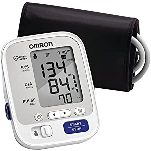 Omron 5 Series Upper Arm Blood Pressure Monitor, Model BP742N (Pack of 10)