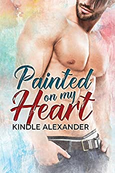 Painted On My Heart by [Alexander, Kindle]