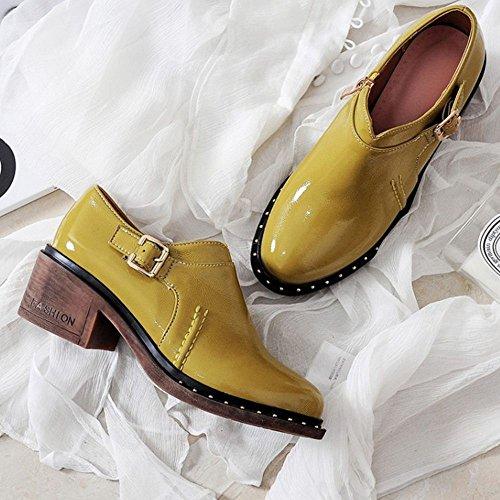 Green Oxford Classico Yellow Scarpe Zanpa Donna 2 ZYxnEHS