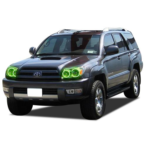 White Toyota 4runner >> Amazon Com Flashtech For Toyota 4runner 06 09 Xenon