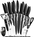 Best Knife Set With Blocks - Stainless Steel Knife Set with Block - 13 Review
