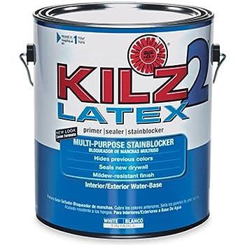 Amazon Com Kilz 2 Multi Surface Stain Blocking Interior Exterior Latex