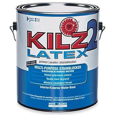 Amazoncom KILZ 2 MultiSurface Stain Blocking InteriorExterior