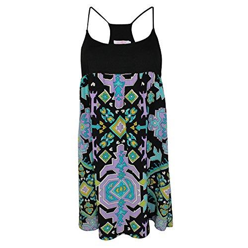 Trixie Alice Phoebe Waist Empire Womens Large Dress amp; Multicoloured gwwqazR5