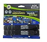 Rok Straps Rok Strap Lt Dty Blk Refl 2 Pk ROK10332