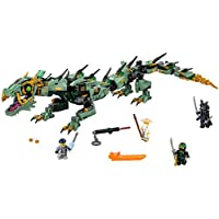 LEGO Ninjago Movie Green Ninja Mech Dragon 70612 Building...