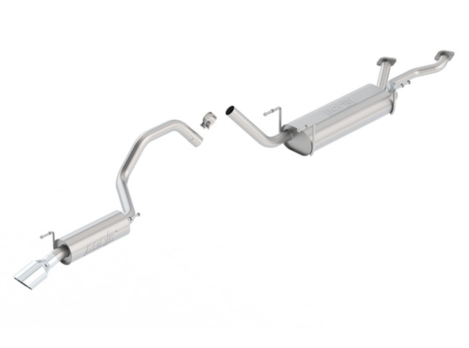 Borla 14814 Stainless Steel Cat-Back Exhaust System 60%OFF