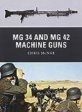 MG 34 and MG 42 Machine Guns, Chris McNab, 1780960085