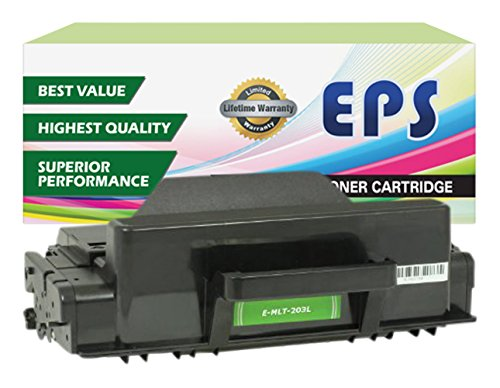 EPS Replacement MLT-D203L 5K High Yield Toner for Samsung SL-M3320ND SL-M3370 SL-M3820 SL-M3870