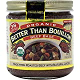 Better Than Bouillon Organic Beef Base 8 oz.