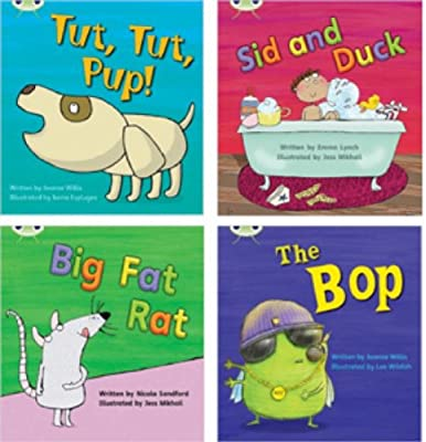 Buy Learn to Read at Home with Phonics Bug: Pack 2 (Pack of