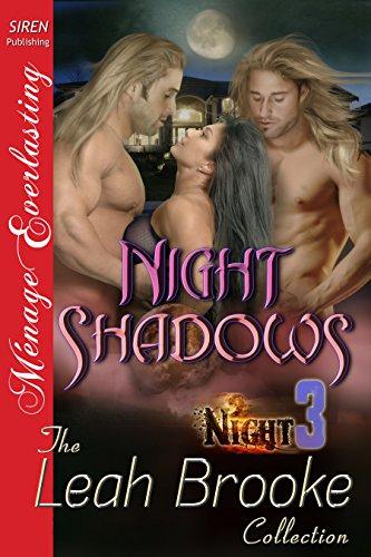 Night Shadows [Night 3] (Siren Publishing Menage Everlasting)