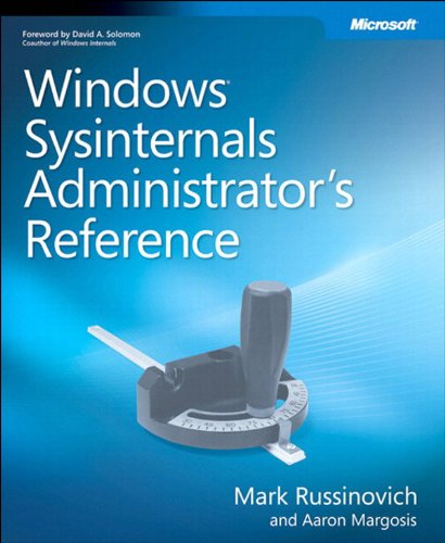 Windows Sysinternals Administrator's Reference Pdf