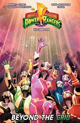 Mighty Morphin Power Rangers Vol. 10 (10)
