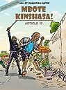 Mbote Kinshasa, article 15 par Kash