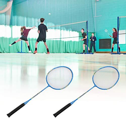 Raqueta Lixada Bádminton Juego De Funda Los Raquetas Con Práctica Estudiantes 7r7pq6x