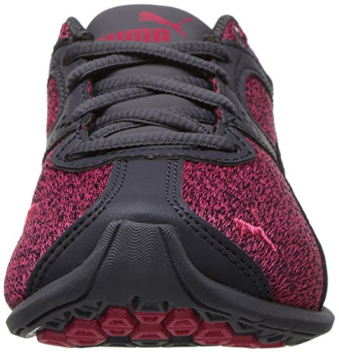 PUMA Unisex-Kids Tazon 6 Knit Sneaker, Love Potion-Periscope, 11 M US Little Kid by PUMA (Image #4)