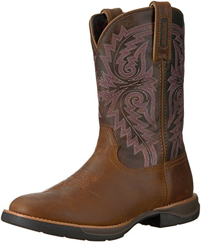 Brown Western Tan Boot RKW0221 Women's Rocky nvR8qA