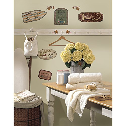 wall decals laundry room - 3