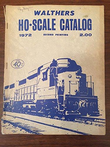 Walthers HO-Scale Catalog 1972