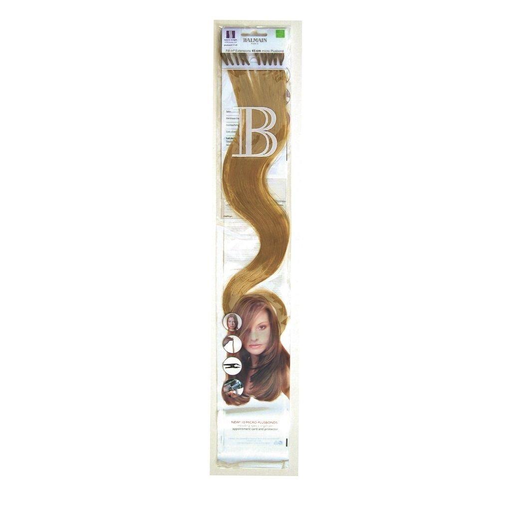 No 614 Hair Extensions Balmain Keratin 45 Cm Amazon Beauty